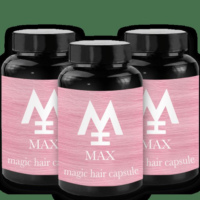 Magic Hair - Kapszulák