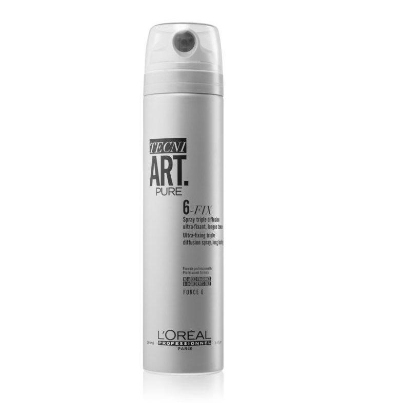 L'Oréal 6-Fix fixáló spray