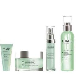 Matis Pureté - Zsíros, problémás bőr ápolása