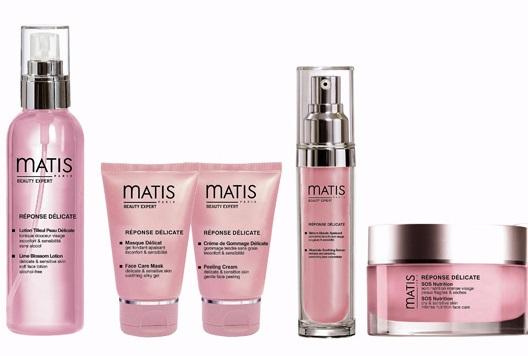 Matis Délicate - Érzékeny bőr ápolása