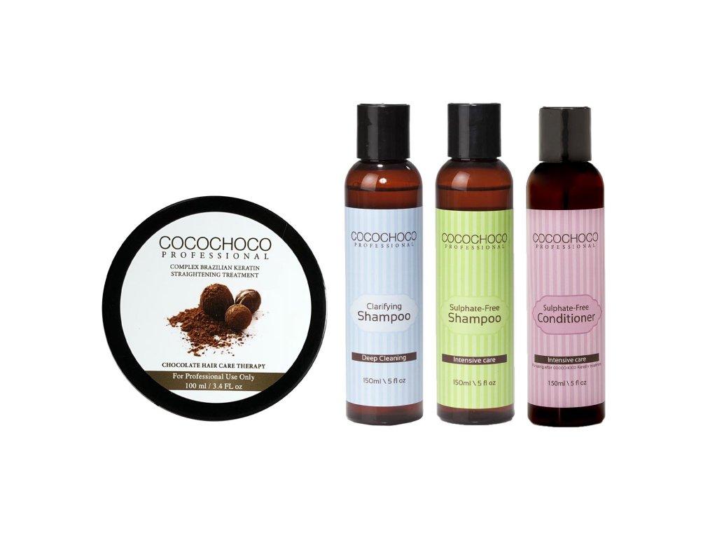 Cocochoco - Szulfátmentes termékek
