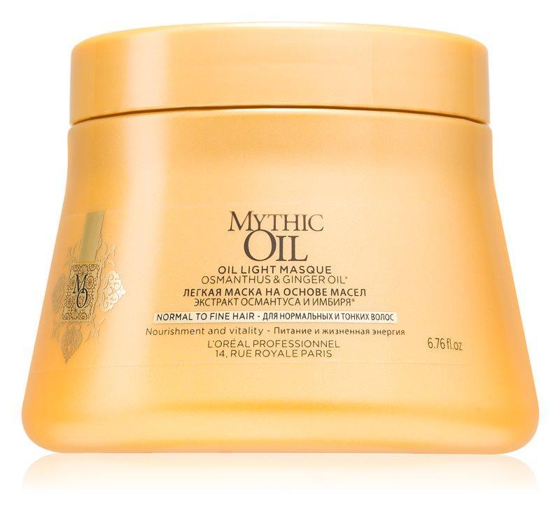 Mythic Oil maszk