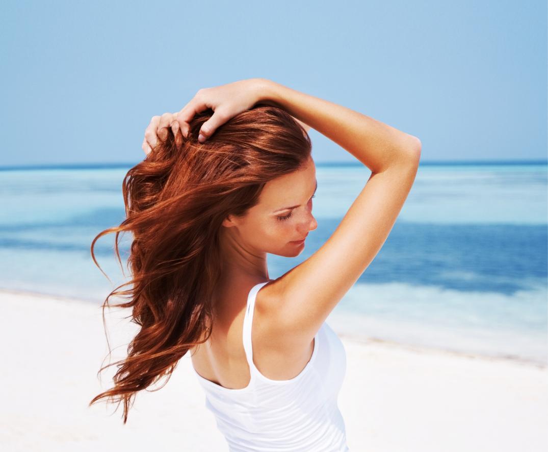 Ápolt és egészséges haj nyáron is?