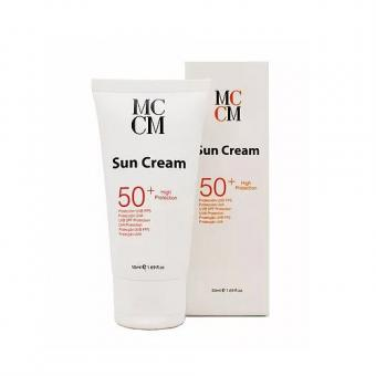 MCCM Fényvédő krém 50+